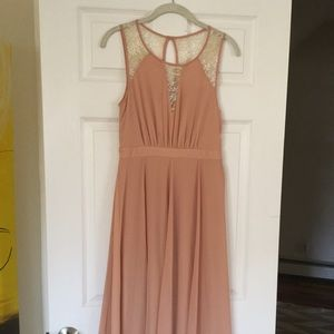 Beautiful vintage style midi dress